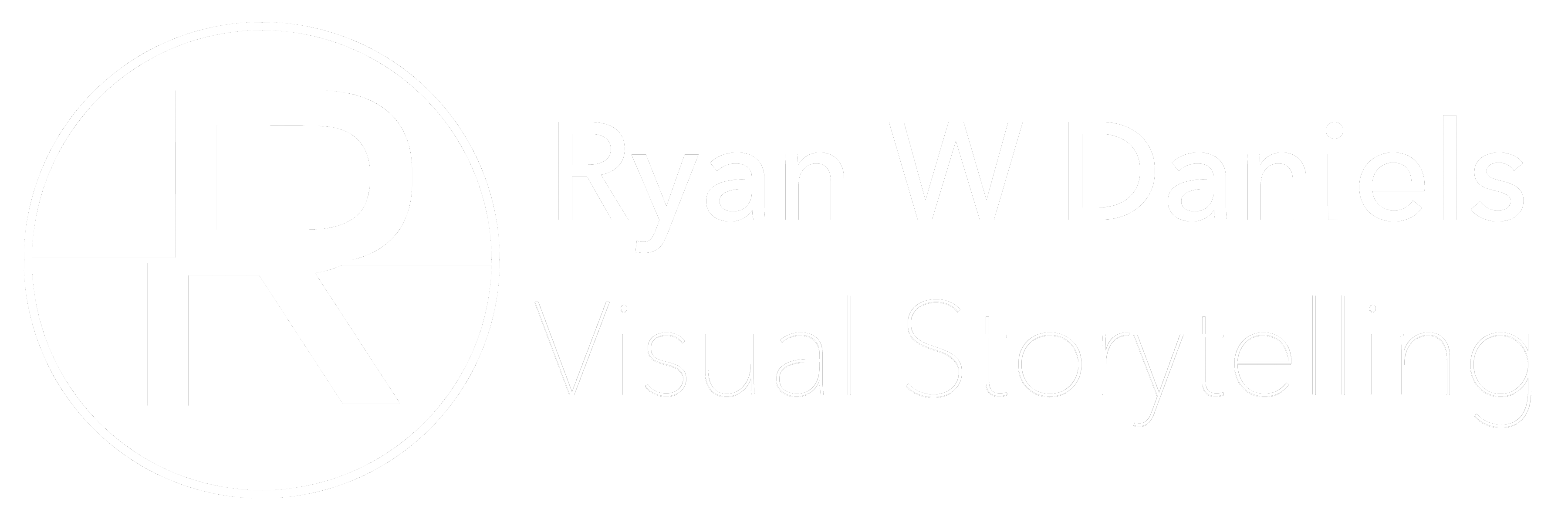 Ryan W Daniels Visual Storytelling